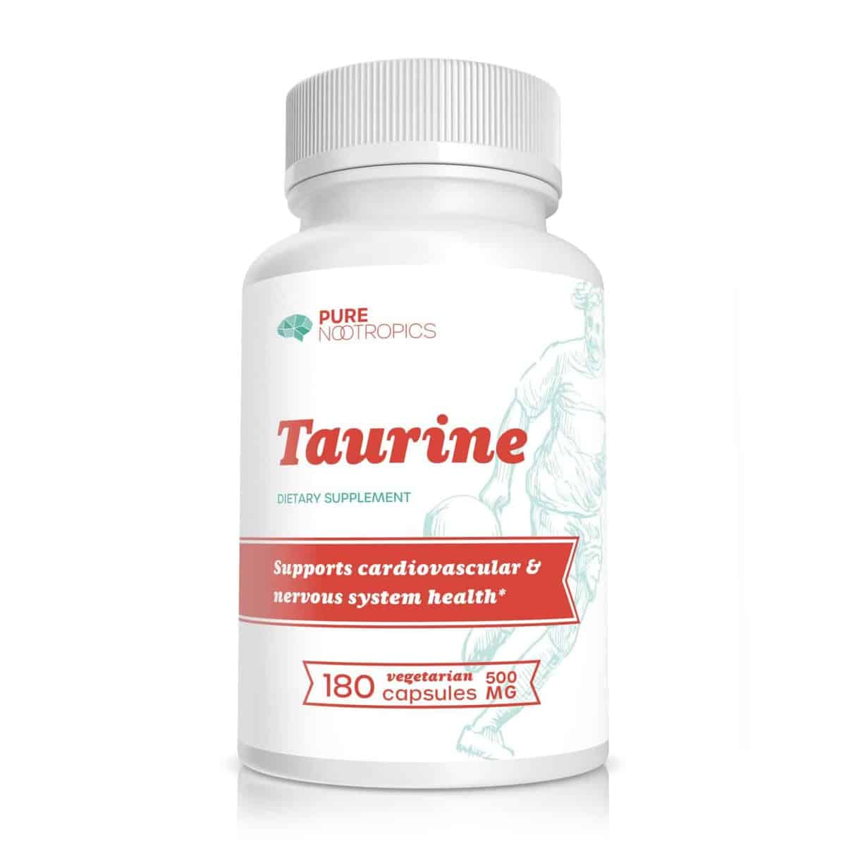 Taurine: Nootropic Benefits, Effects, Dosage, And More
