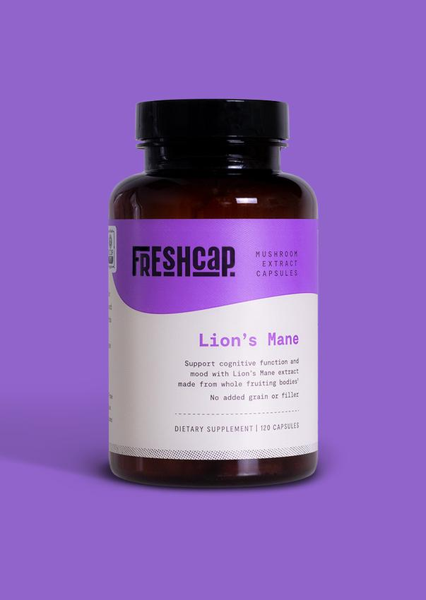 where to buy Lion's Mane, buy Lion's Mane from freshcap