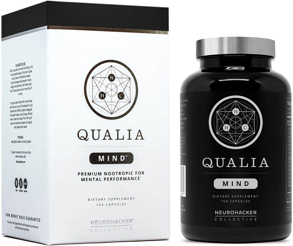 Qualia Mind For Adderall Alternatives
