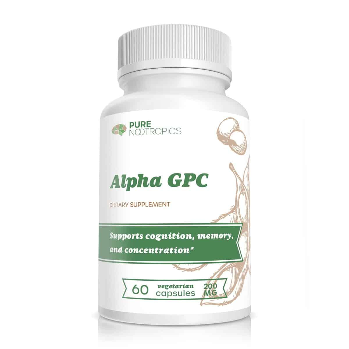 where to buy Alpha-GPC, buy Alpha-GPC from pure nootropics