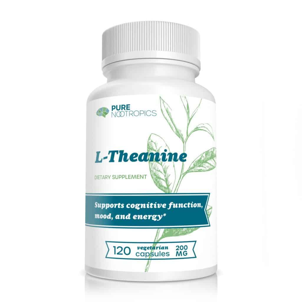 L-Theanine for Social Anxiety