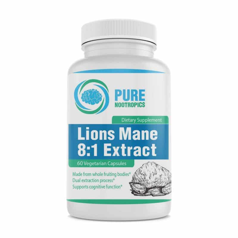 where to buy Lion's Mane, buy Lion's Mane from pure nootropics