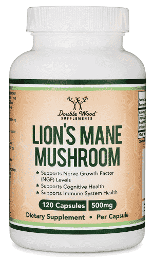 where to buy Lion's Mane, buy Lion's Mane from doublewood supplements