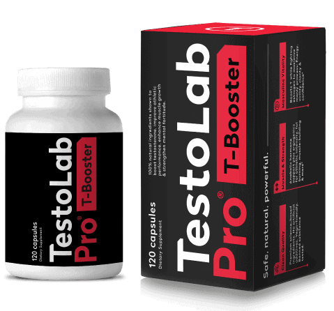 Testo Lab Pro Best Nootropics for Sex Drive and Libido