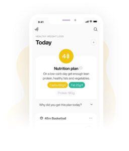 lumen nutrition plan