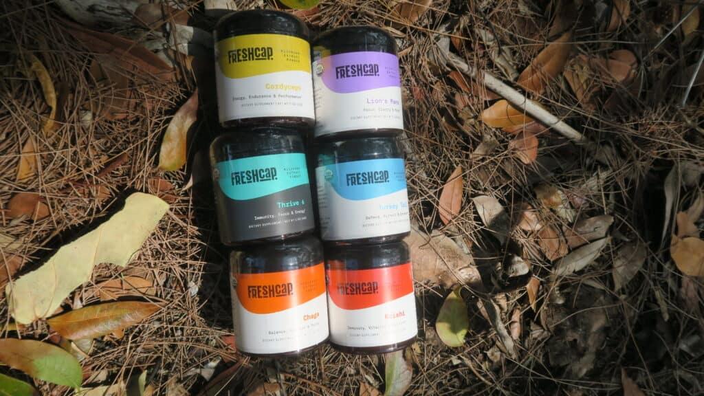 Images For FreshCap Mushroom Review