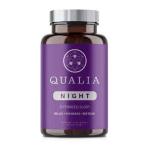Qualia Night Best. Nootropics for sleep