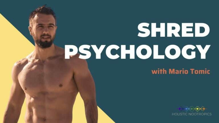 The Psychology Of Getting Shredded w. Mario Tomic (ep 46)